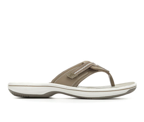 Women's Clarks Brinkley Jazz Flip-Flops