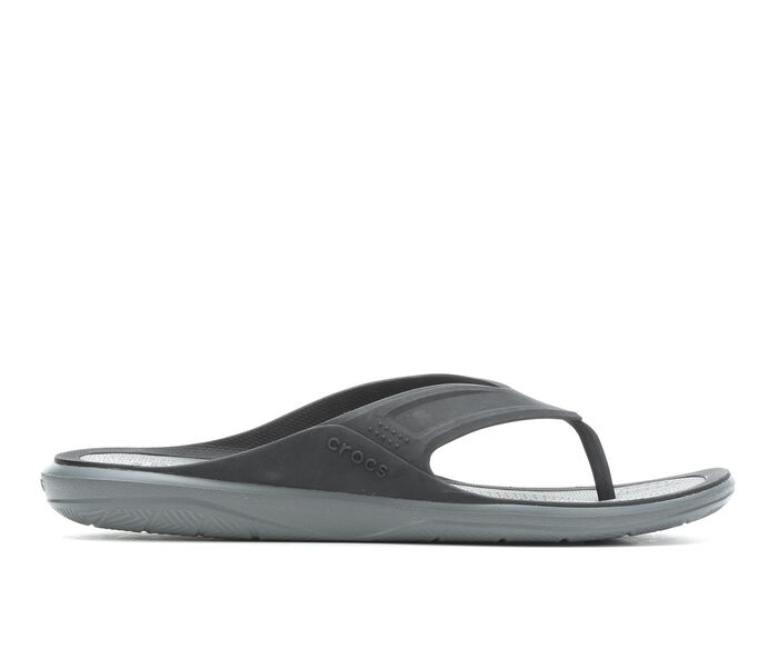 Men's Crocs Swiftwater Wave Flip-Flops
