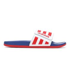 Men's Adidas Adilette Cloudfoam ADJ Sport Slides