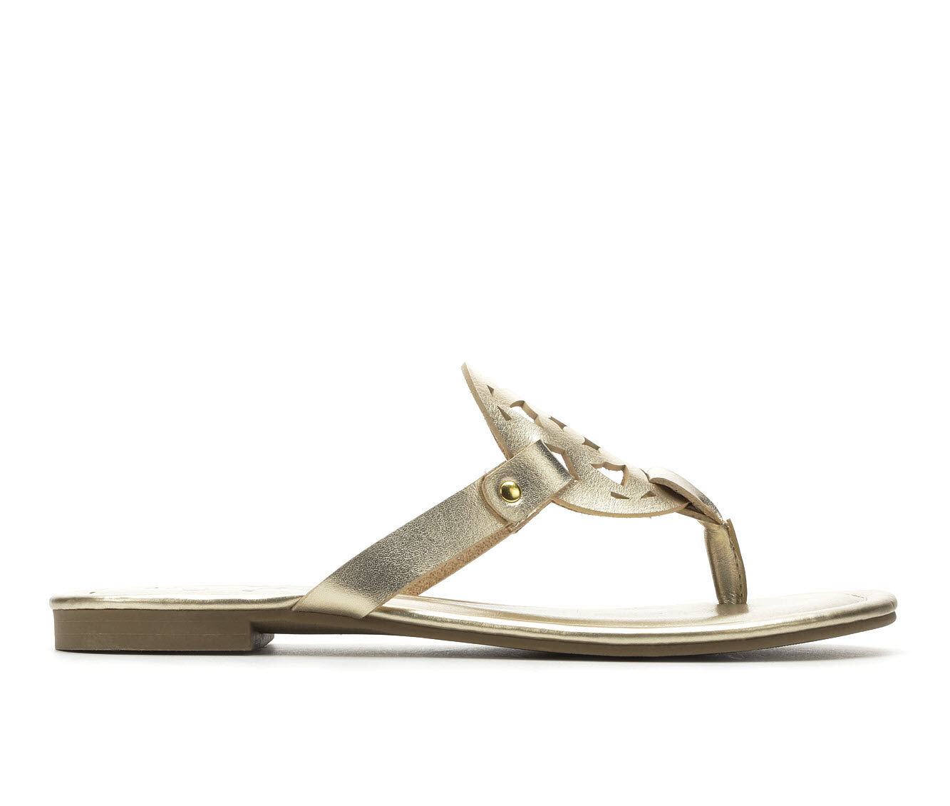 Women's Vintage 7 Eight Caryn Sandals Soft Gold