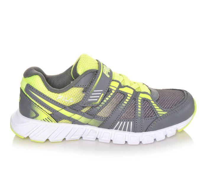 Boys' Fila Volcanic Runner 5 10.5-3 Slip-On Sneakers