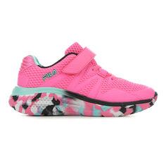 Girls' Fila Little Kid & Big Kid Cybotic Mashup Running Shoes