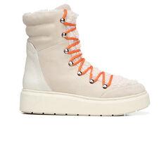 Women's Franco Sarto Leon Platform Lace-Up Boots