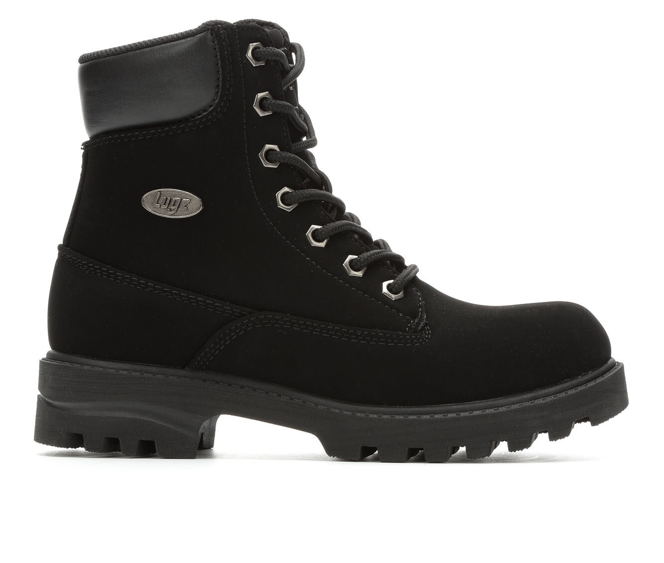 Women's Lugz Empire Hi Water Resistant Hiking Boots Black