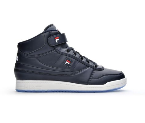 Men's Fila BBN 84 Ice High Top Retro Sneakers