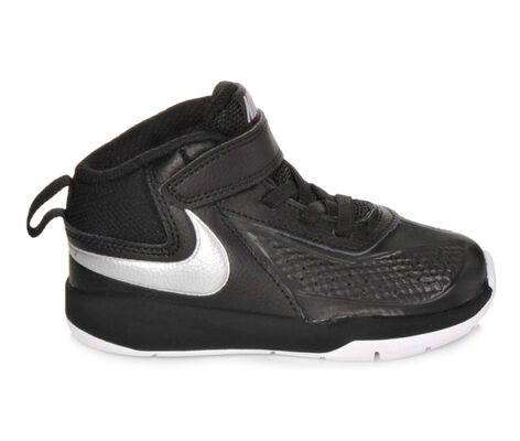 Boys' Nike Infant Team Hustle D7 Basketball Shoes