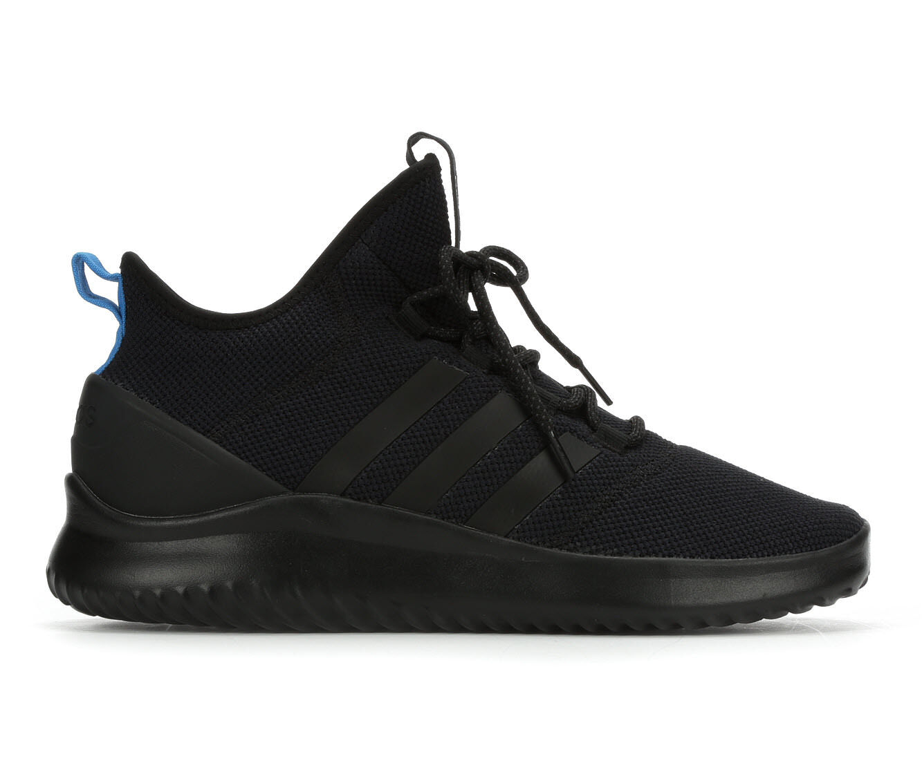 Mens Cloudfoam Ultimate Bball Hi-Top Trainers adidas trd72