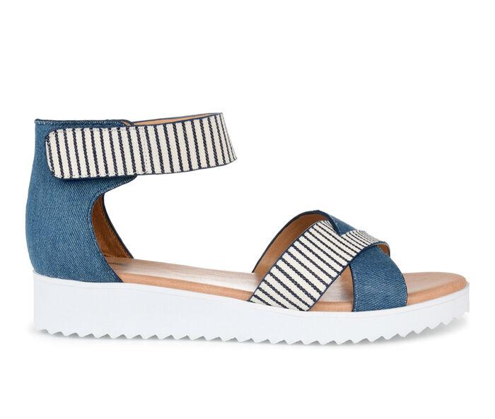 Women's Journee Collection Java Wedge Sandals