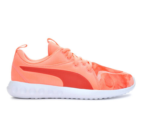 Girls' Puma Carson Print Girls 4-7 Running Shoes