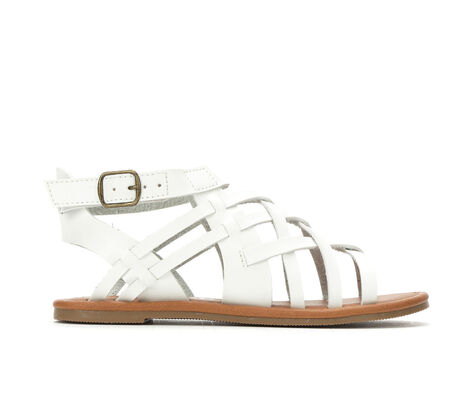 Girls' Unr8ed Meg 11-5 Caged Flat Sandals
