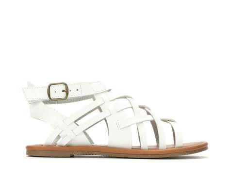 Girls' Unr8ed Meg 11-5 Caged Flat Sandals