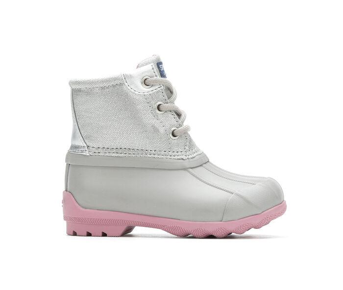 Girls' Sperry Toddler & Little Kid Port Duck Boots