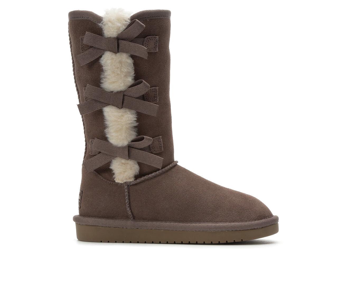 girls koolaburra by ugg little kid big kid victoria tall boots rh shoecarnival com