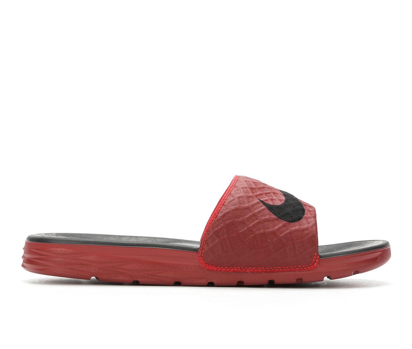 cheap discounts tumblr online Men's Nike Benassi Solarsoft Slide 2 Sport Slides footlocker finishline aWq069e4LR