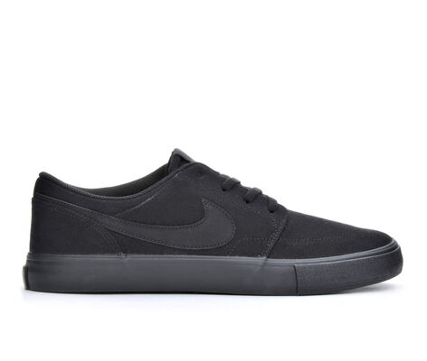 Men's Nike Portmore II Solar Canvas Skate Shoes