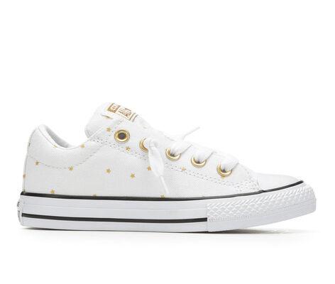 Girls' Converse Chuck Taylor All Star Street Ox Metallic Sneakers