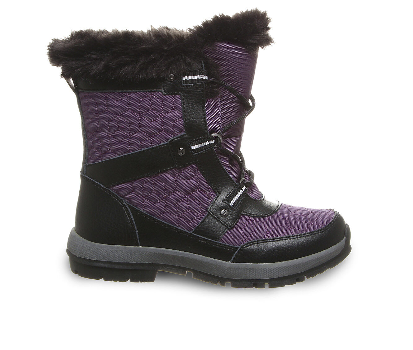 Low Cost Women's Bearpaw Marina Winter Boots Plum