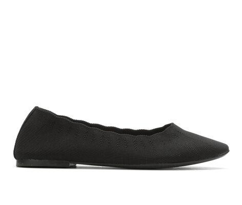 Women's Skechers Cleo 48885 Memory Foam Flats