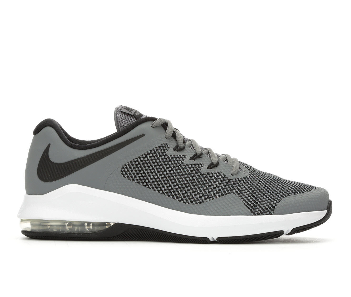 Men's Nike AIr Max Alpha Trainer Training Shoes Grey/Black