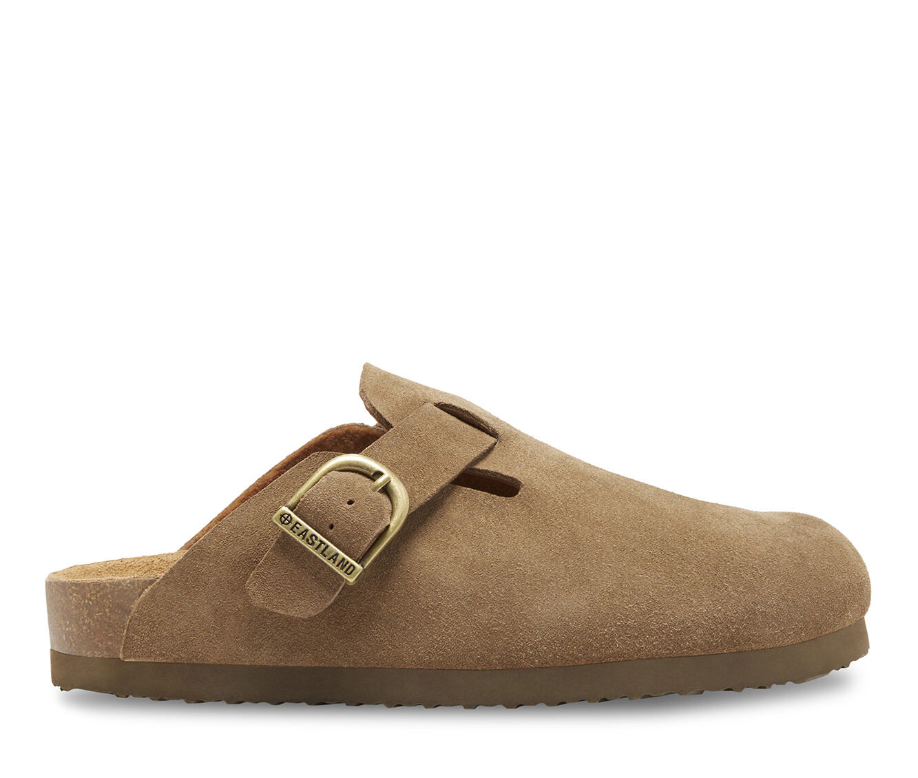Women's Eastland Gina Clogs Tan