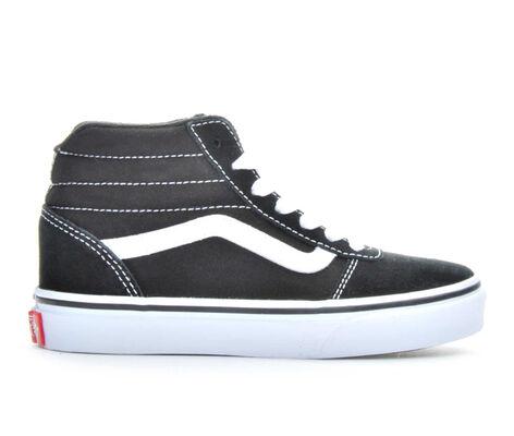 vans shoes for boys. boys\u0026#39; vans ward hi 10.5-7 skate shoes for boys e
