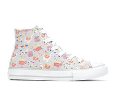 Girls' Converse Little Kid & Big Kid Llama Party High-Top Sneakers