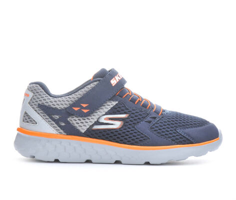 Boys' Skechers Go Run 400- Proxo 10.5-4 Slip-On Sneakers