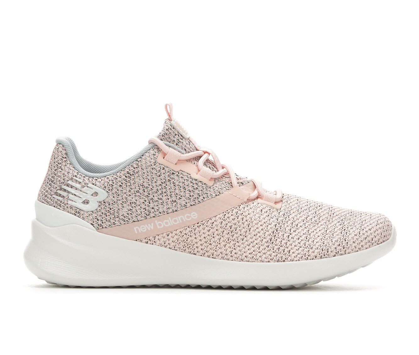 Women's New Balance District Run Sneakers Pink/White