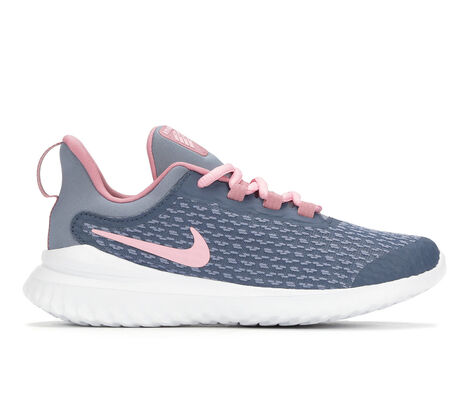 Girls' Nike Renew Rival 10.5-3 G Running Shoes