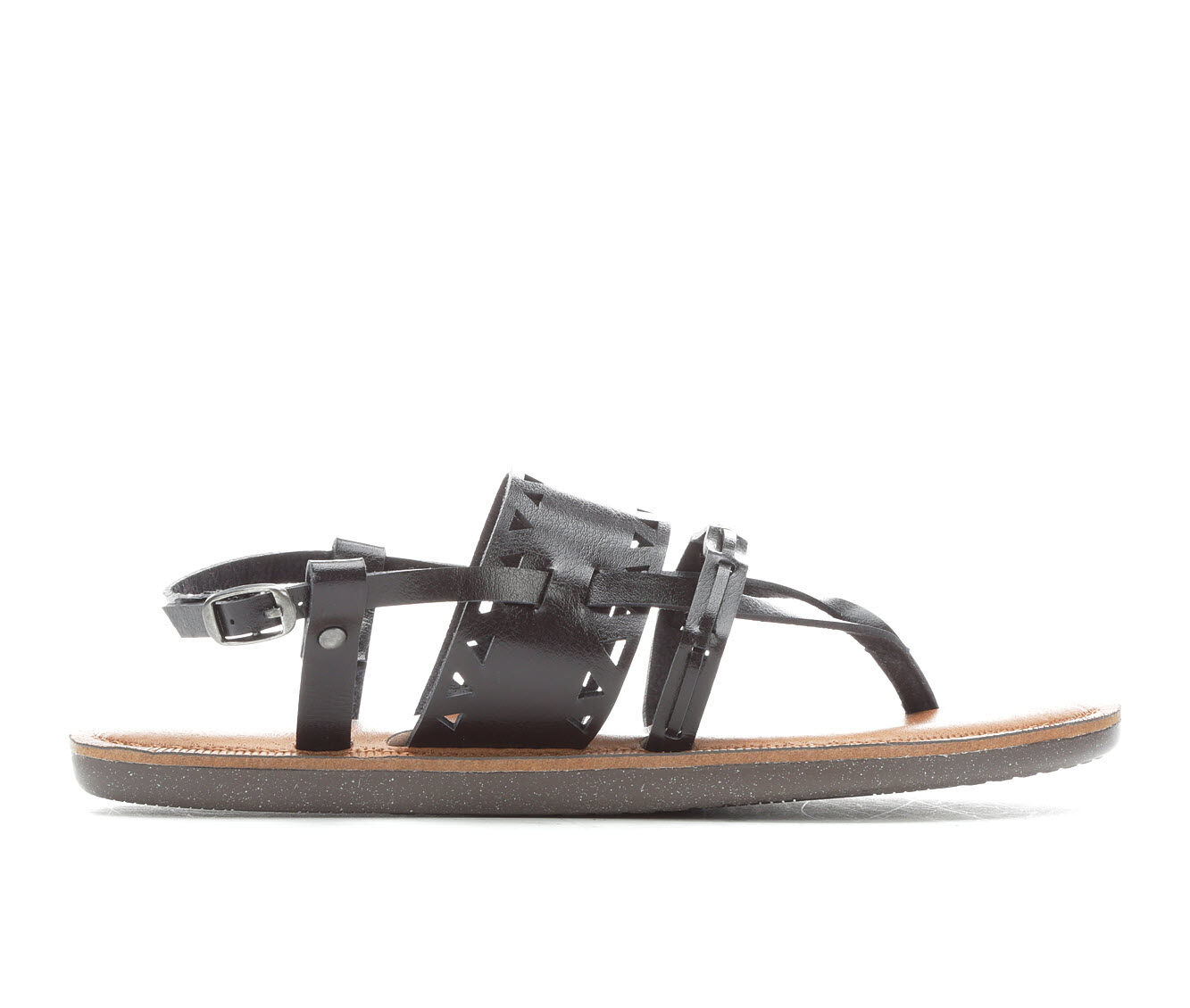 Women's Vintage 7 Eight Pandora Sandals Black