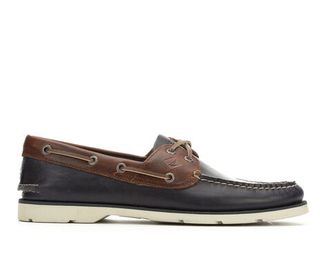 Men's Sperry Leeward Cross Lace Boat Shoes