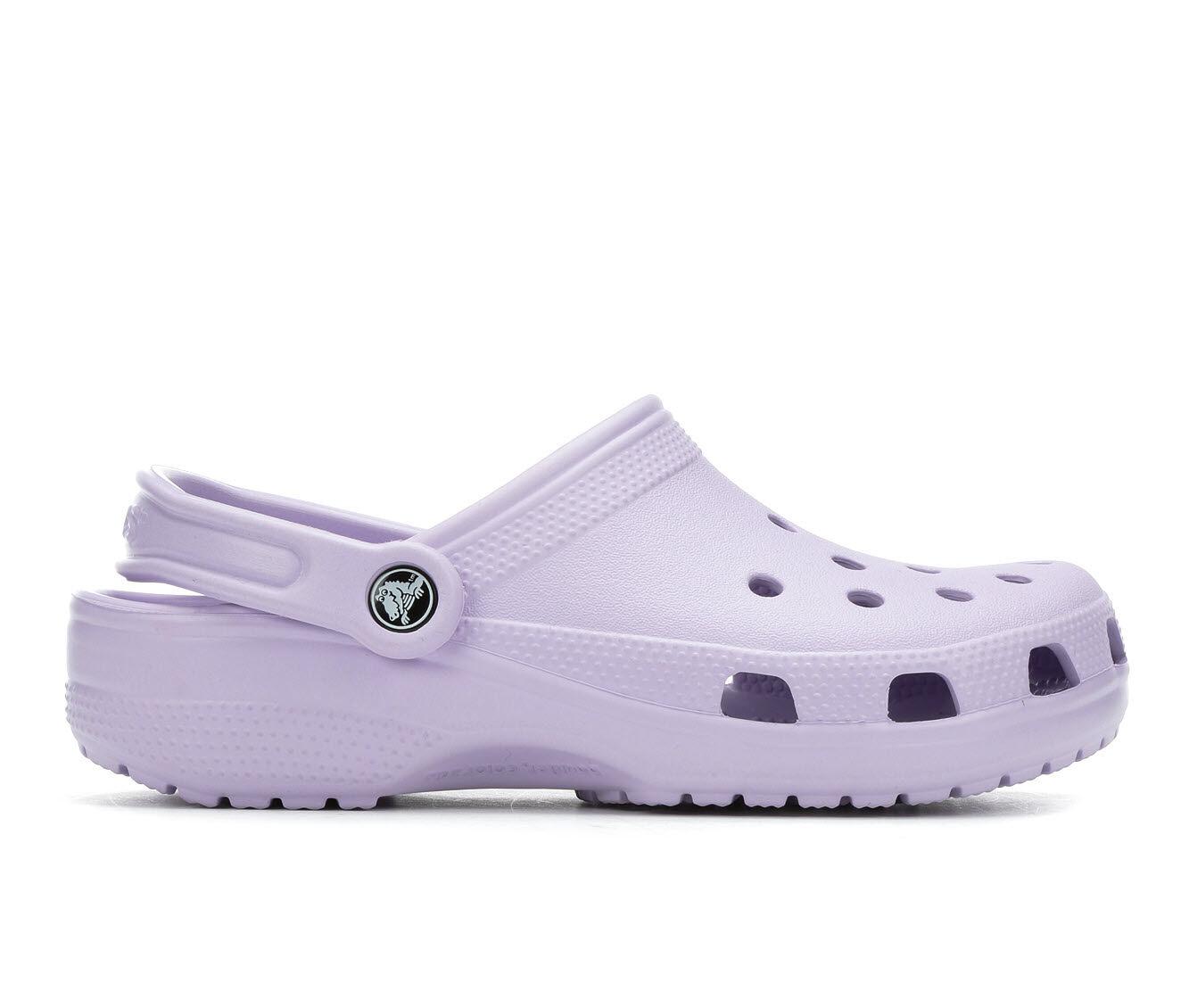 Women's Crocs Classic Clogs Lavender