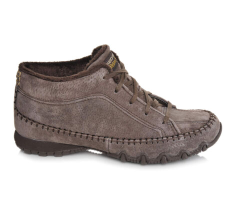 Women's Skechers Totem Pole 49013 Moccasin Booties