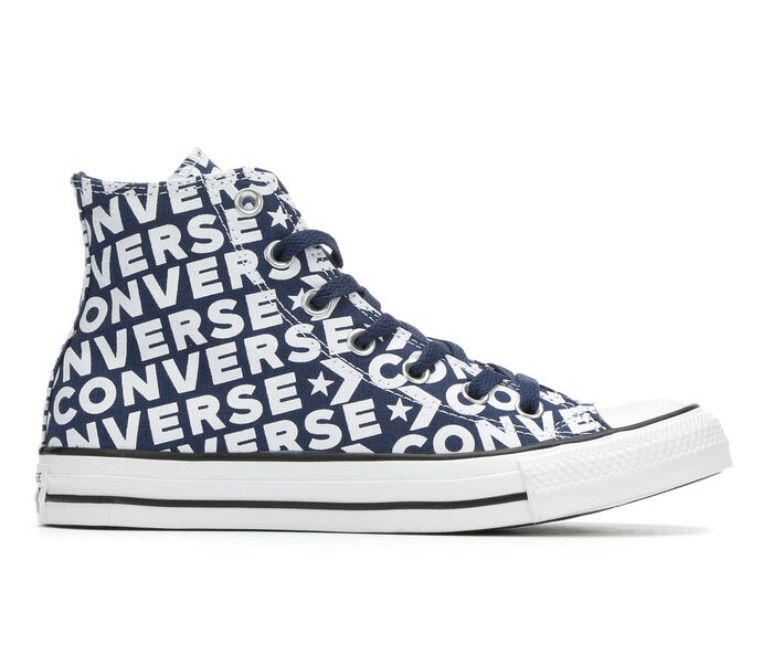 Adults' Converse Chuck Taylor Wordmark High High-Top Sneakers