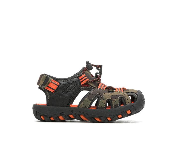 Boys' Khombu Toddler Cheeky Bump Toe Sandals
