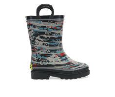 Boys' Western Chief Toddler & Little Kid Supercross Rain Boots