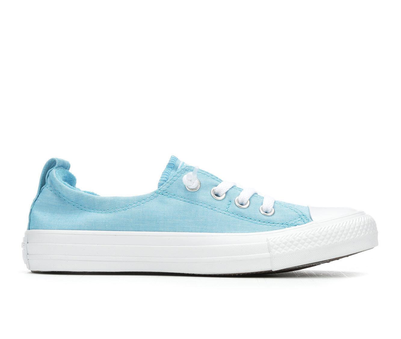 Women's Converse Shoreline Beach Sneakers Blue/White