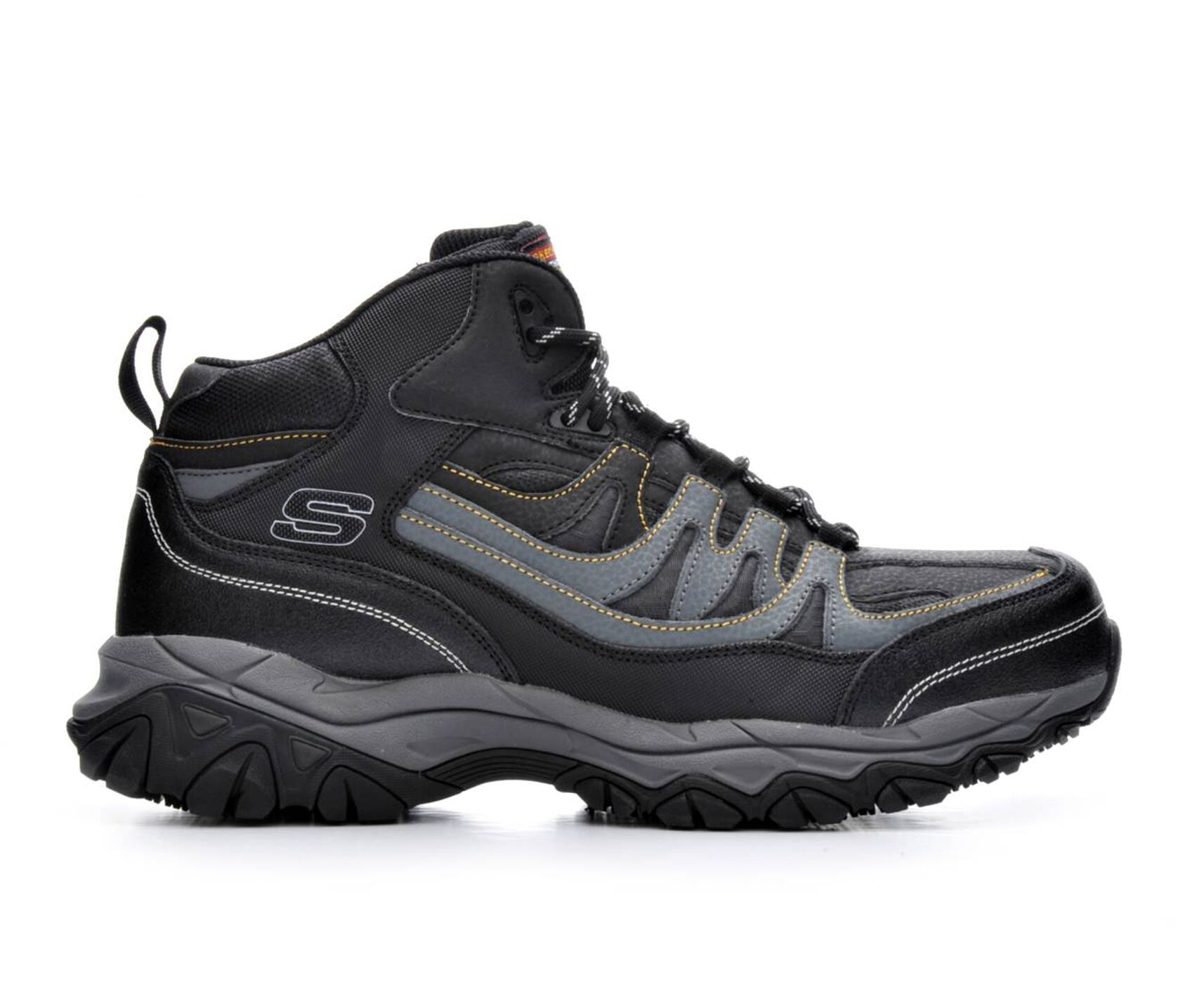 3c189f5e313 ... Skechers Work Rebem 77108 Steel Toe Work Boots. Previous