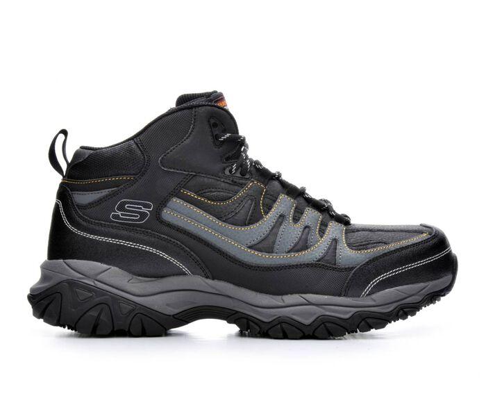 Men's Skechers Work Rebem 77108 Steel Toe Steel Toe Work Boots