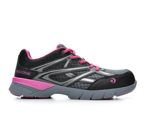 Women's Wolverine 10678 Jetstream Composite Toe Waterproof Work Shoes