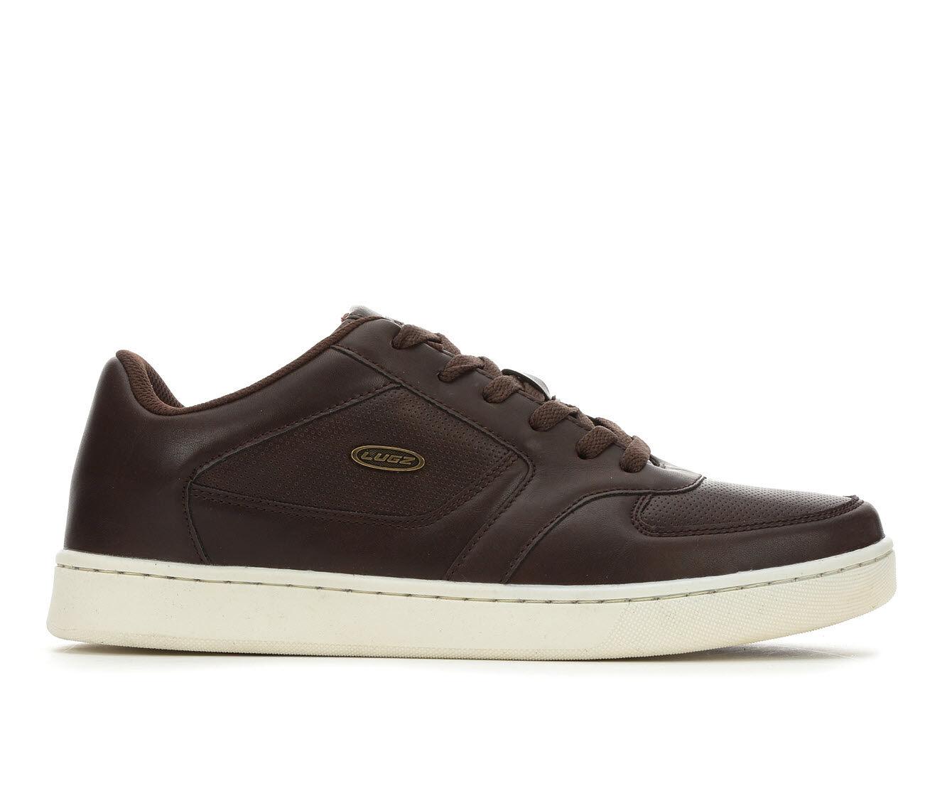 Men's Lugz Spry Sneakers Dk Brown