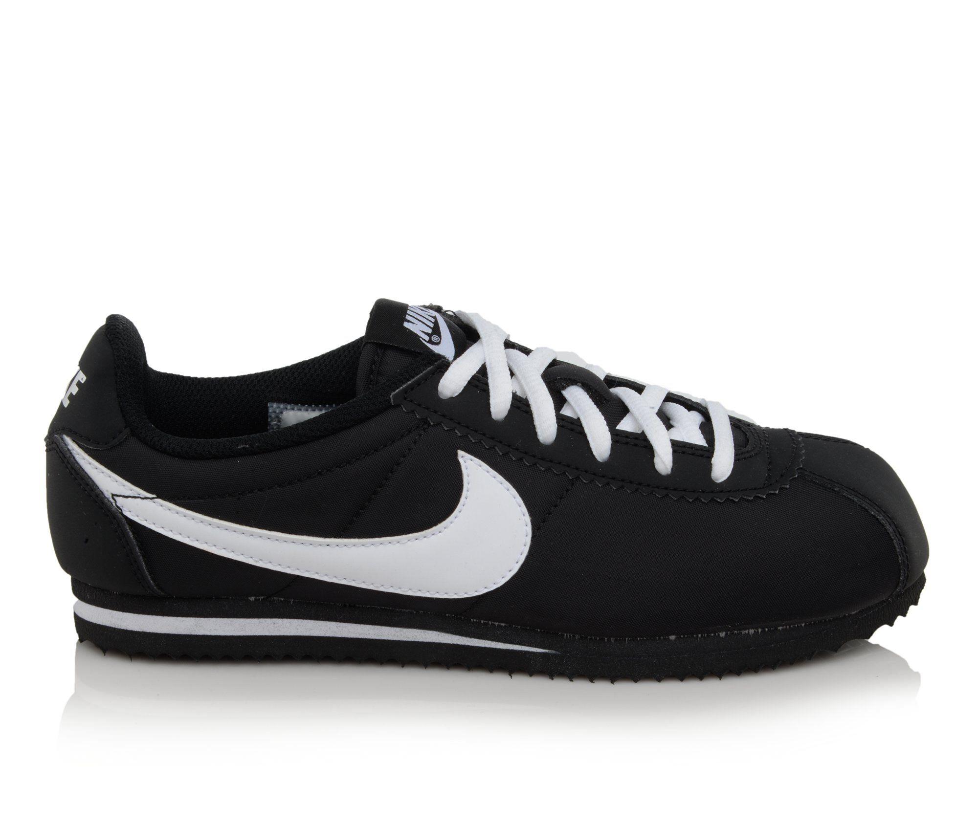 Images Boys Nike Cortez Nylon 357 Running Shoes