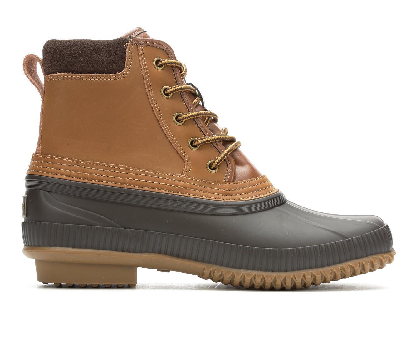 Men's Tommy Hilfiger TM-Casey Winter Boots Cognac/Coffee