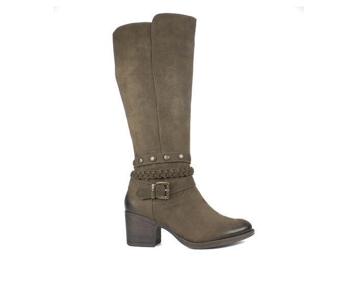 Women's White Mountain Paulina Knee High Boots