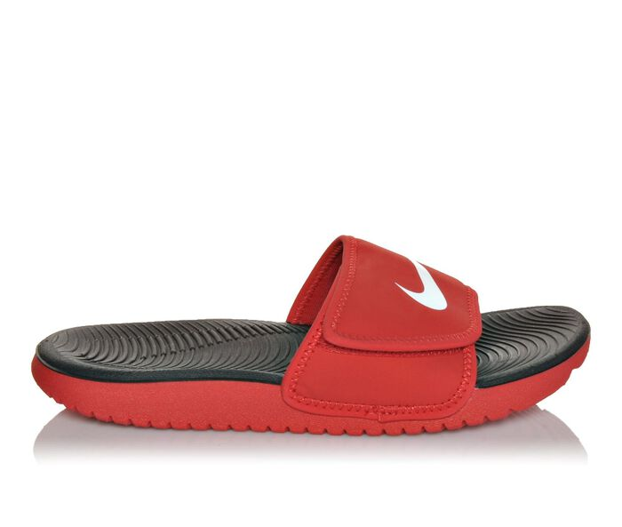 Boys' Nike Kawa Adjust Boys 11-7 Sport Slides