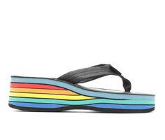 Women's Rainbow Sandals 1006LTS Platform Sandals