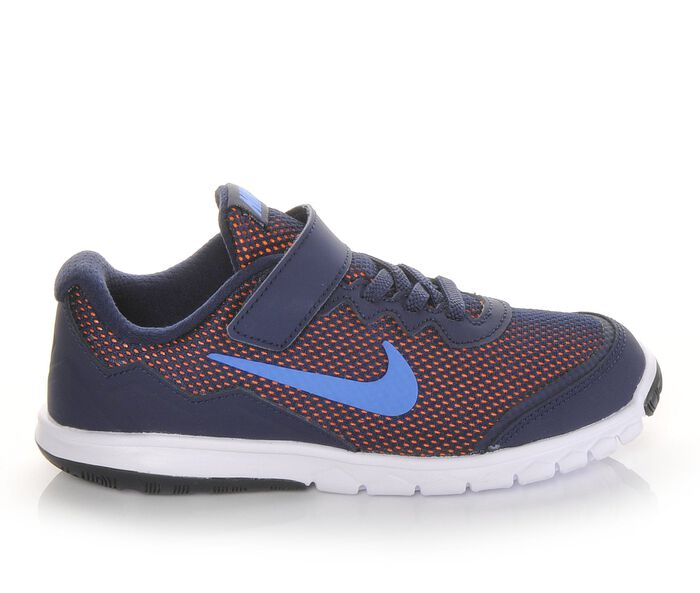 Boys' Nike Flex Experience 4 10.5-3 Running Shoes