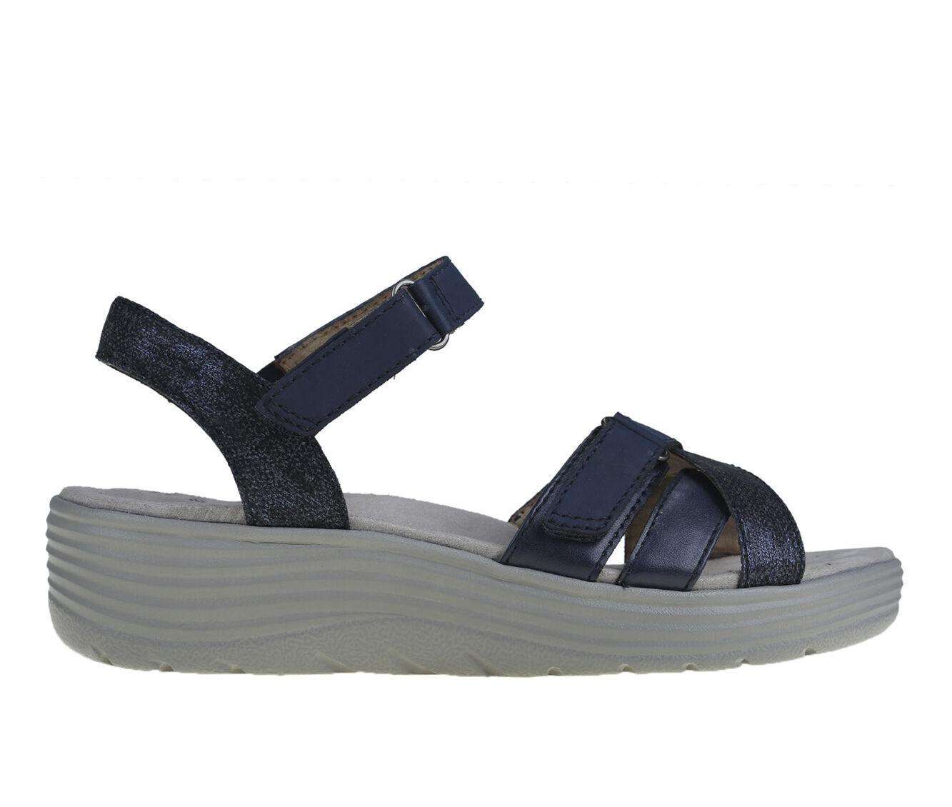 shop cheap new Women's Earth Origins Willow Gillian Sandals Navy Blue