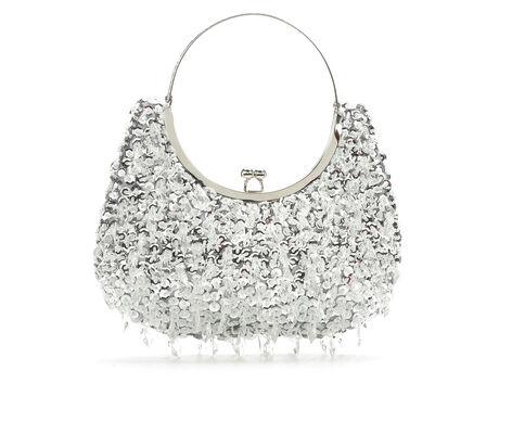 LLorraine Chandelier Frame Evening Handbag