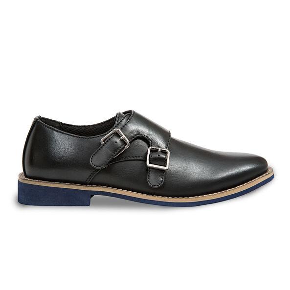Boys' Deer Stags Little Kid & Big Kid Harry Monk Strap Dress Shoes
